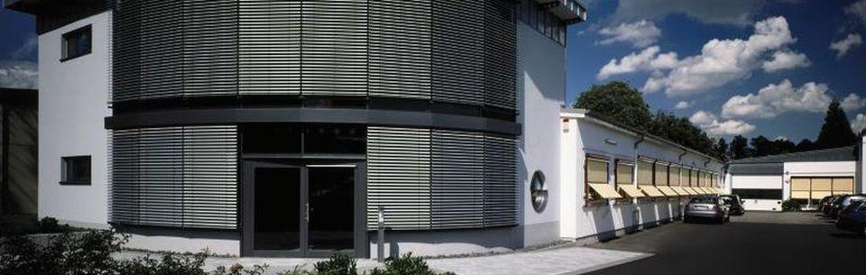 FassadenraffstoresWarema Fassadenraffstores Warema