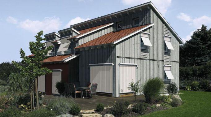 Markisoletten-an-Einfamilienhaus Markisoletten