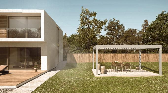 lamellend cher die ma genaue terrassen berdachung stm sonnenschutz. Black Bedroom Furniture Sets. Home Design Ideas