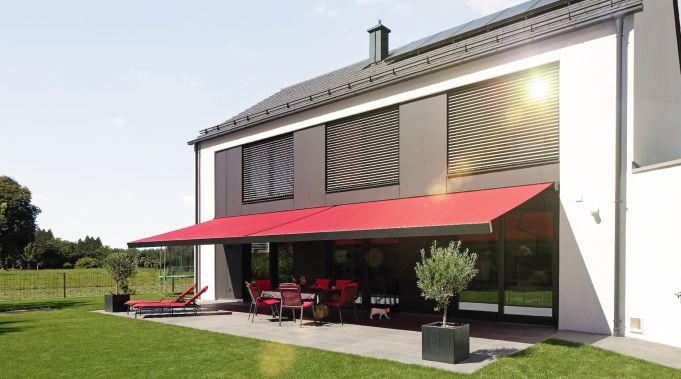 sonnenschutz ideal f r garten terrasse balkon stm sonnenschutz. Black Bedroom Furniture Sets. Home Design Ideas