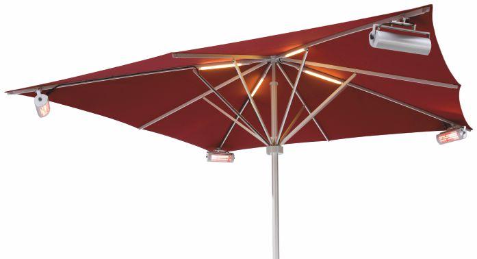 Sonnenschirm-mit-LEDs-und-Heizstrahlern Sonnenschirme