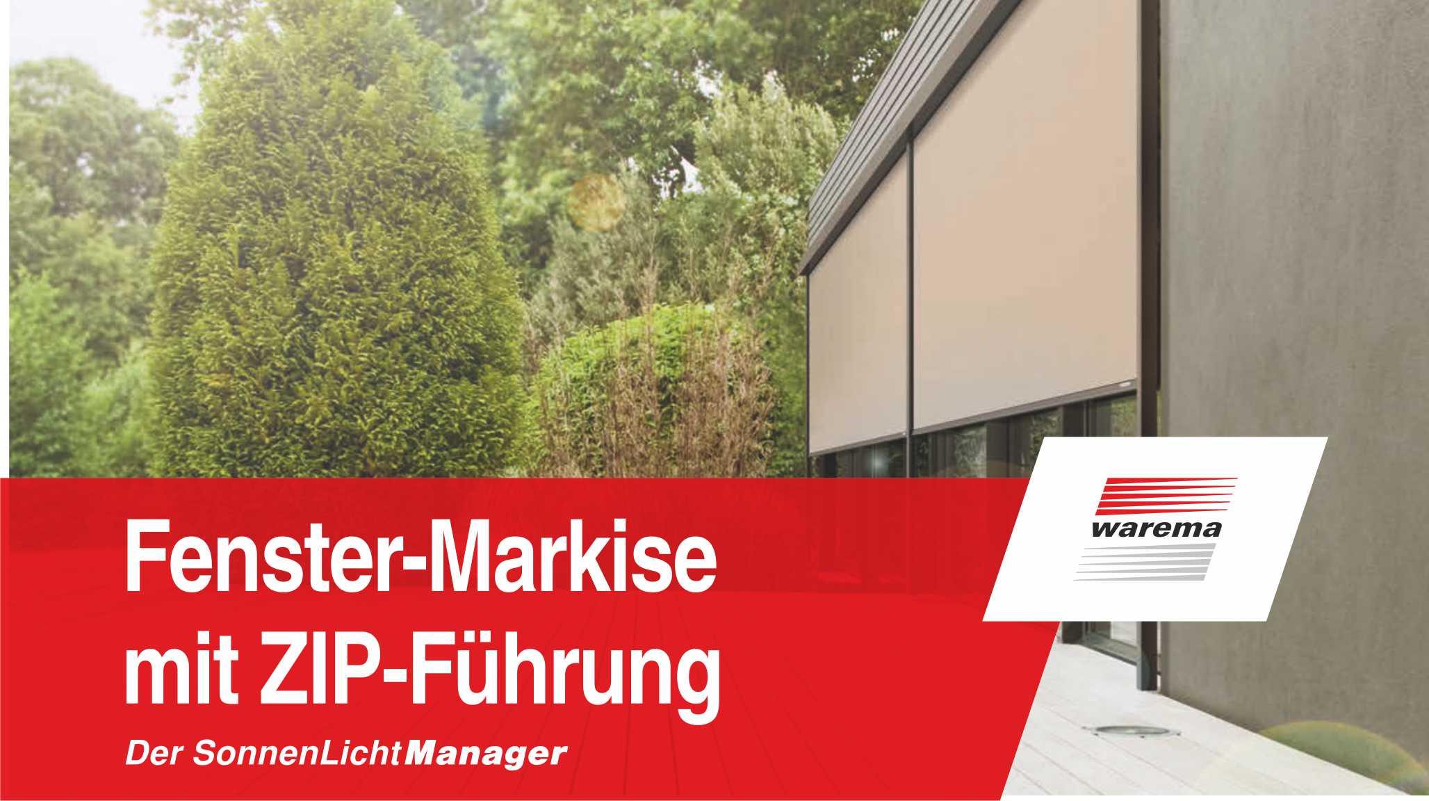 Fenster-Markise-mit-ZIP-Fuehrung Home