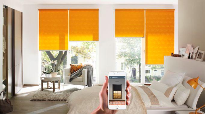 Erfal-Elektrorollos-QMOTION-mit-App-Bedienung-Smart-Home Elektrorollo