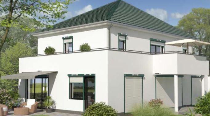 Solar-Rollladen-Haus-CAD-Zeichnung Solar Rollladen